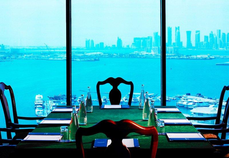 Doha Marriott Hotel Tagungsraum