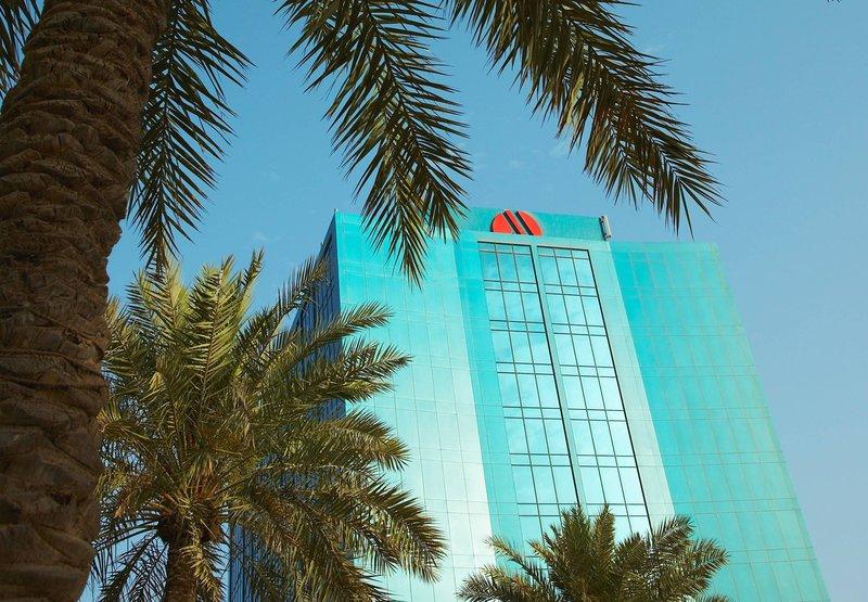 Doha Marriott Hotel Außenansicht