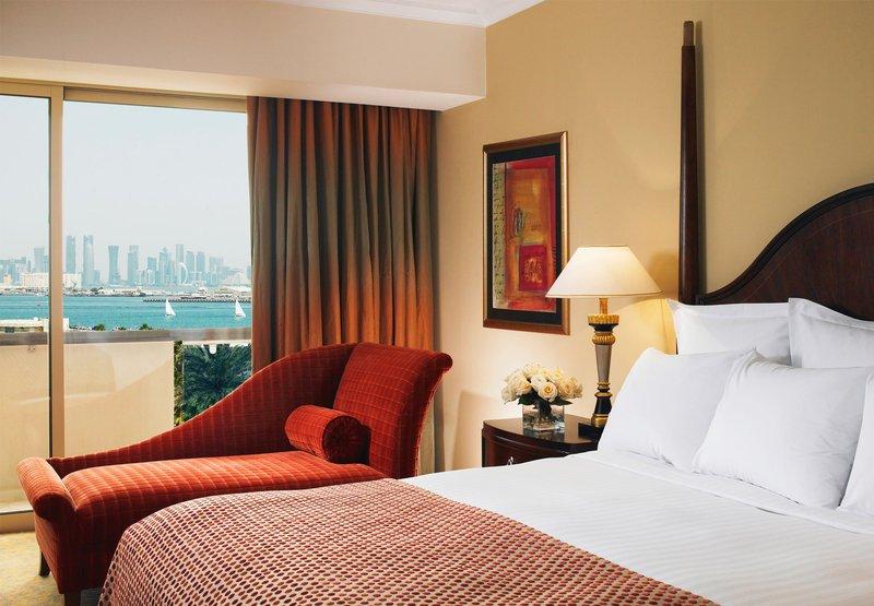 Doha Marriott Hotel Zimmeransicht