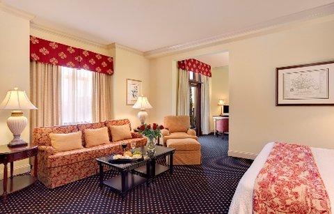 French Quarter Inn - Deluxe King Suite