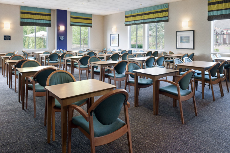 Holiday Inn Express Strathclyde M74, JCT.5 餐饮设施