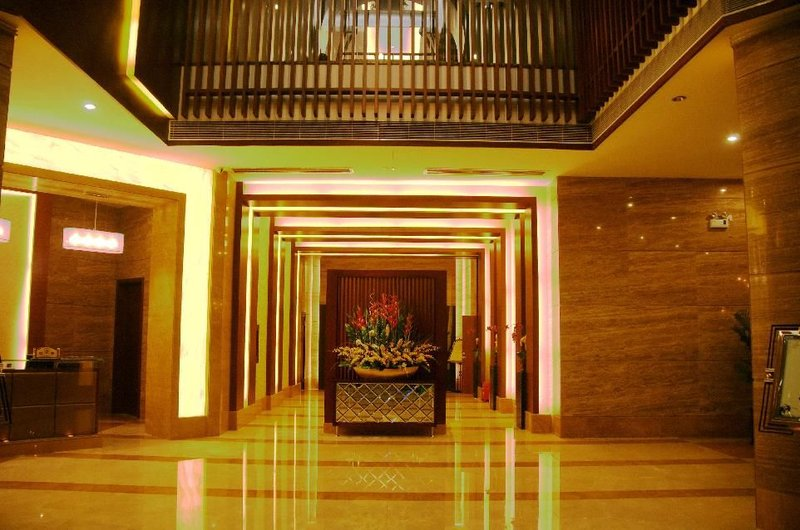 Class Boutique Hotel Lobby