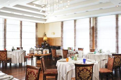 Poli Hotel - Breakfast Room
