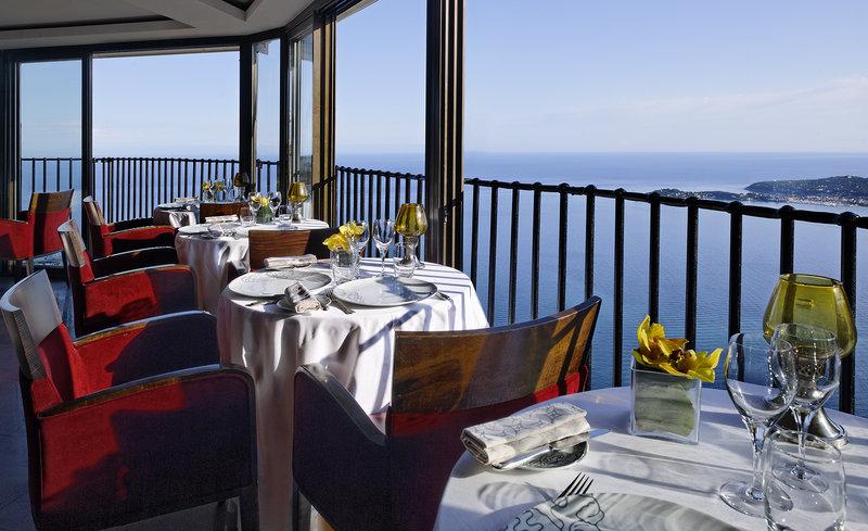 Hotel Chateau Eza Gastronomie