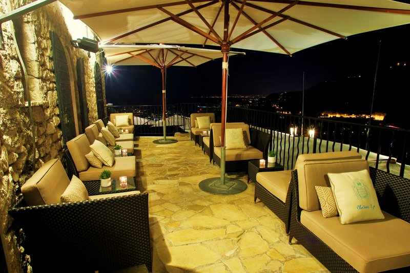 Hotel Chateau Eza Außenansicht
