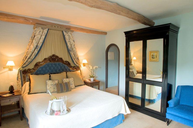 Hotel Chateau Eza Zimmeransicht