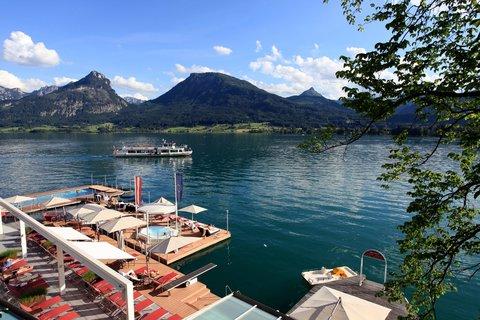 Romantik Hotel Im Weissen Roessl - Spa Summer