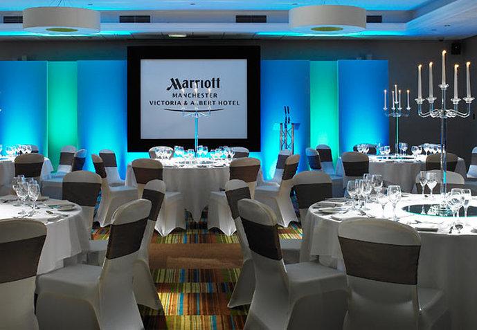 Manchester Marriott Victoria & Albert Hotel Ristorazione