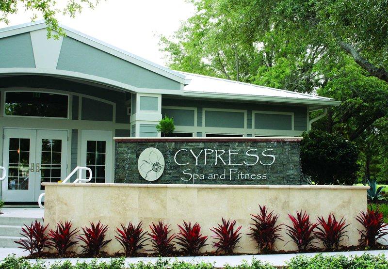 Marriott Cypress Harbour Wellness-område