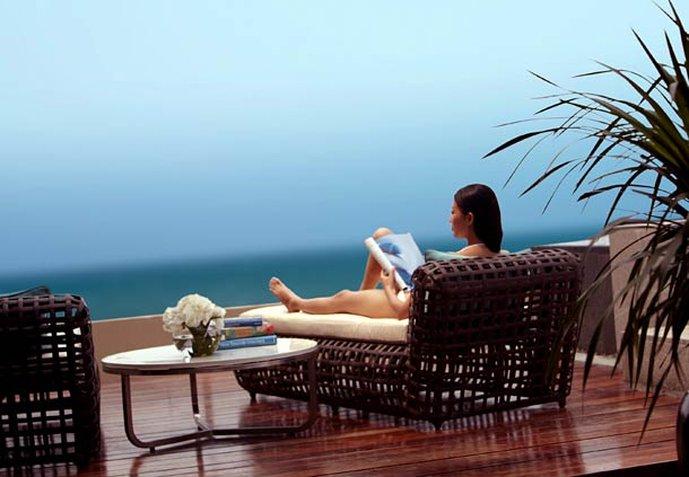 Renaissance Sanya Resort & Spa Vista do quarto