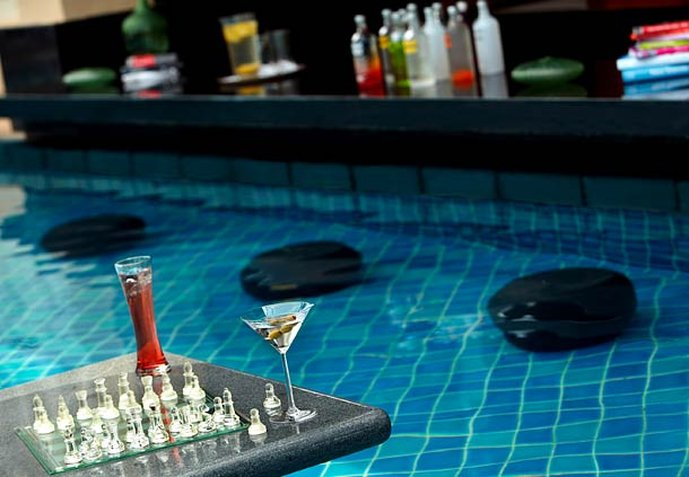 Renaissance Sanya Resort & Spa Bar/Lounge