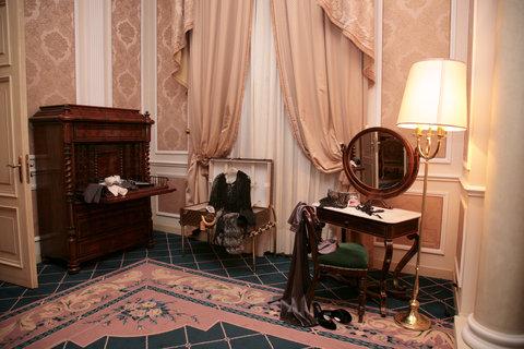 Grandhtl Majestic Gia Baglioni - Allestimento Suite