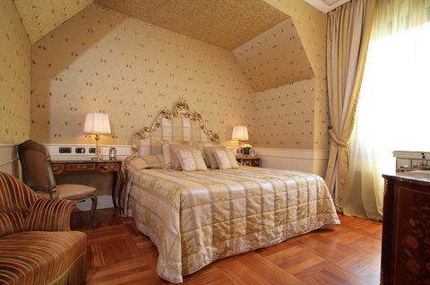 Grandhtl Majestic Gia Baglioni - Deluxe Room New Style
