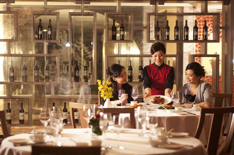 Holiday Inn Hong Kong-Golden Mile Étkezés
