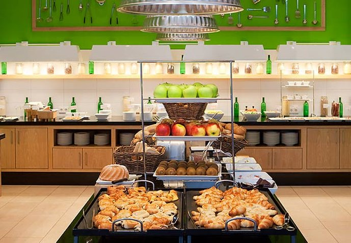Courtyard by Marriott Wien Messe 餐饮设施
