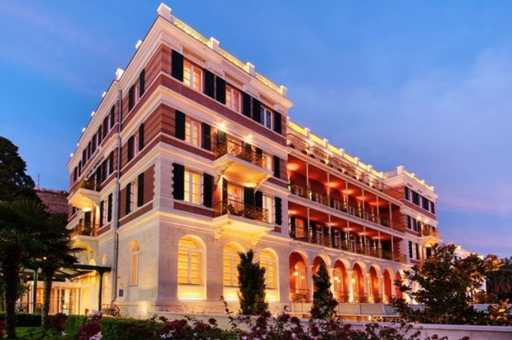 Hilton Imperial Dubrovnik 外観