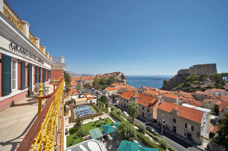 Hilton Imperial Dubrovnik Vista exterior