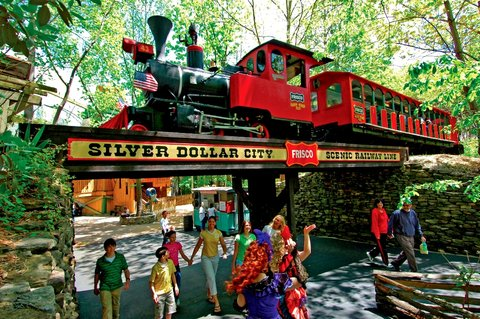 Chateau on the Lake Resort and Spa - Silver Dollar City