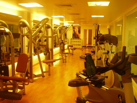 Avalon Courtyard - Fitness Gym