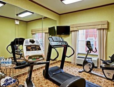 Hawthorn Suites By Wyndham Corpus Christi Padre Is - Fitness Center