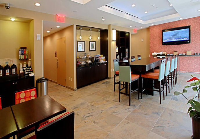 Fairfield Inn & Suites New York Manhattan/Chelsea 餐饮设施