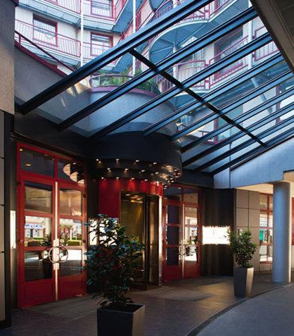 Renaissance Wien Hotel Außenansicht