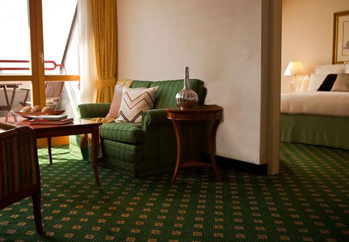 Renaissance Wien Hotel Szobakilátás