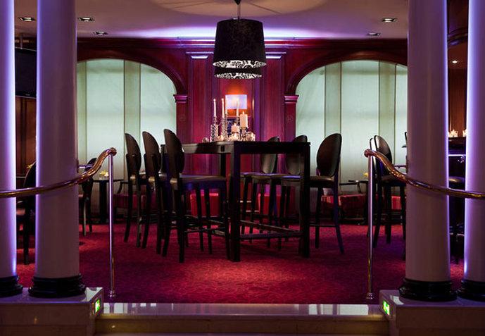 Renaissance Wien Hotel Bár/lounge
