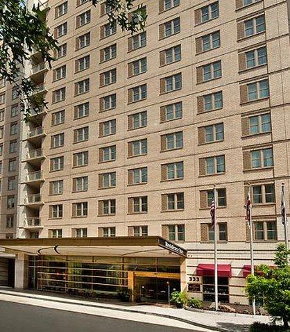 Residence Inn Washington DC Capitol Außenansicht