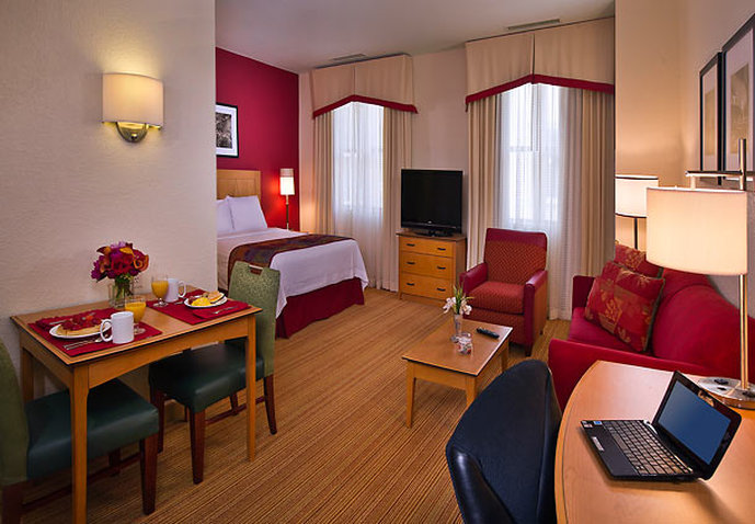 Residence Inn Washington DC Capitol Billede af værelser
