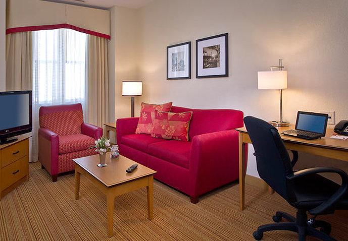 Residence Inn Washington DC Capitol Zimmeransicht