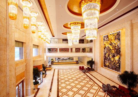Golden Sun Hotel Luxury - Lobby