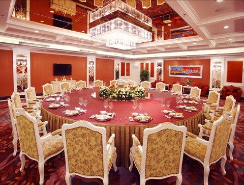Golden Sun Hotel Luxury - Restaurant
