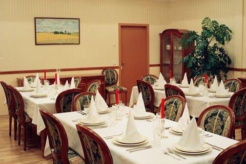 Park Hotel - Dinning Room