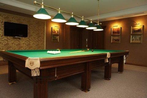 Park Hotel - Billiard