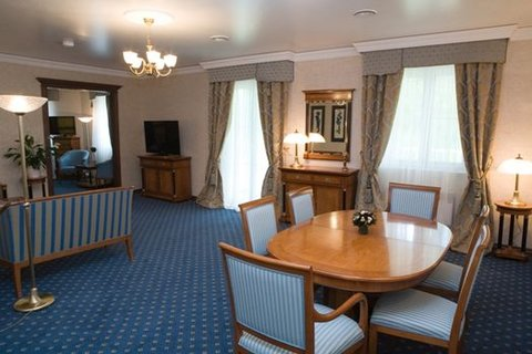 Park Hotel - President Suite