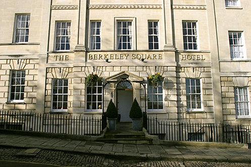 Berkeley Square Classic Hotel Buitenaanzicht