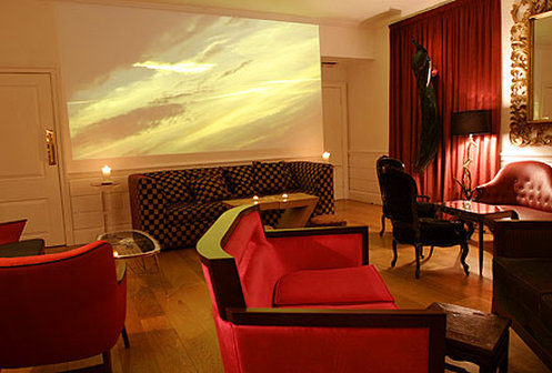 Berkeley Square Classic Hotel Bar/lounge
