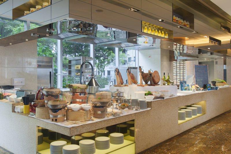Crowne Plaza Hong Kong Causeway Bay Gastronomie