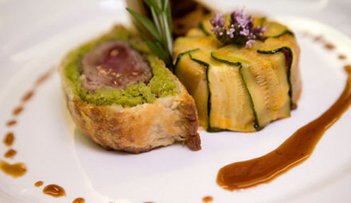 Cotswold Lodge Classic Hotel Gastronomi