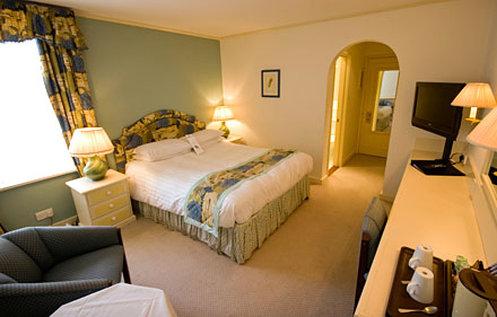 Cotswold Lodge Classic Hotel Odanın görünümü