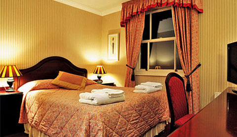 Longhirst Hall Hotel - Guest Bedroom