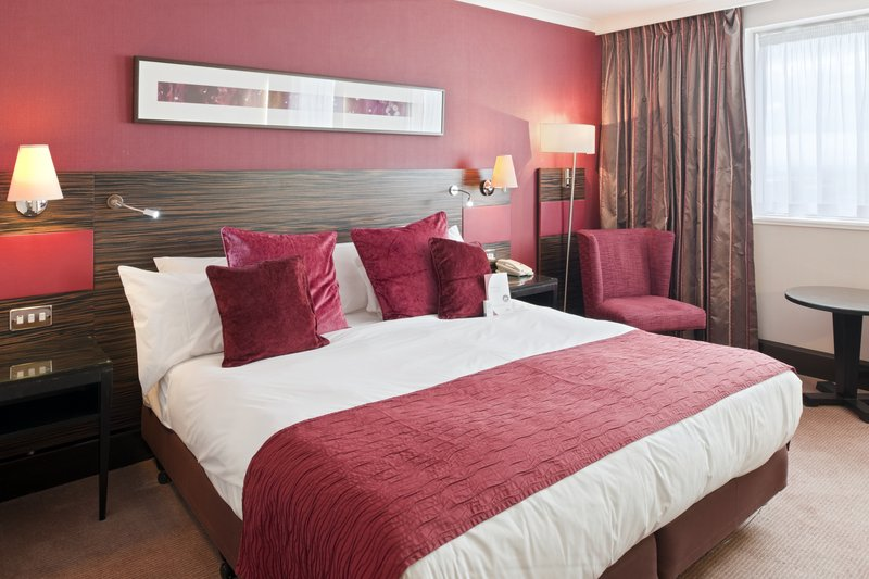 Crowne Plaza Hotel Glasgow 客室