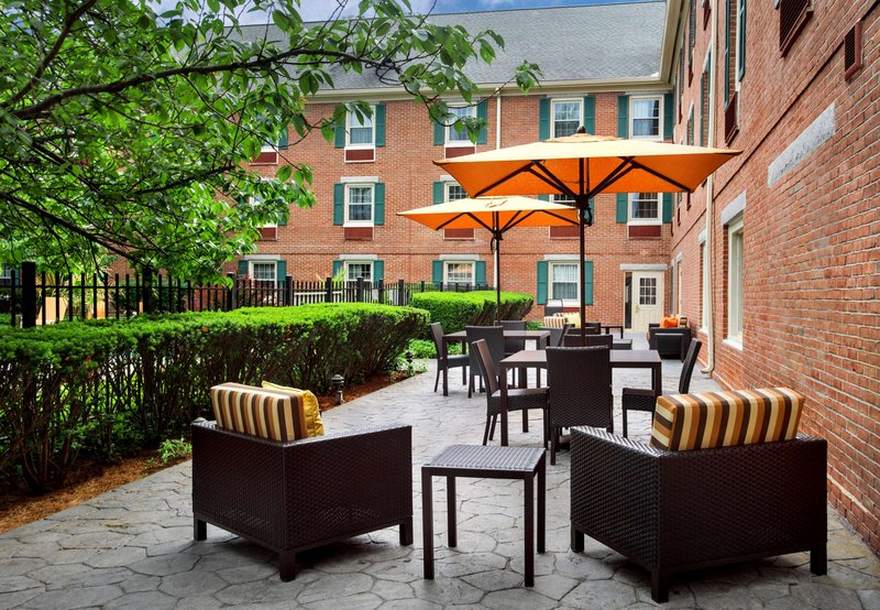 Courtyard Boston Danvers Прочее