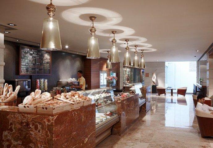 Jaipur Marriott Hotel Chambre