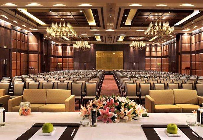 Jaipur Marriott Hotel BallRoom