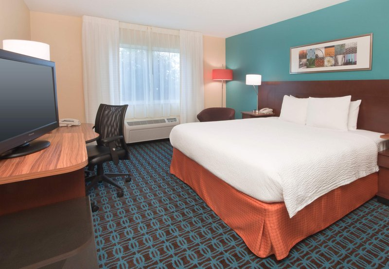 Fairfield Inn Philadelphia Airport Zimmeransicht