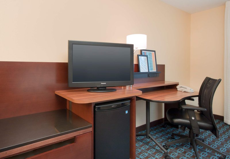 Fairfield Inn Philadelphia Airport Pokoj