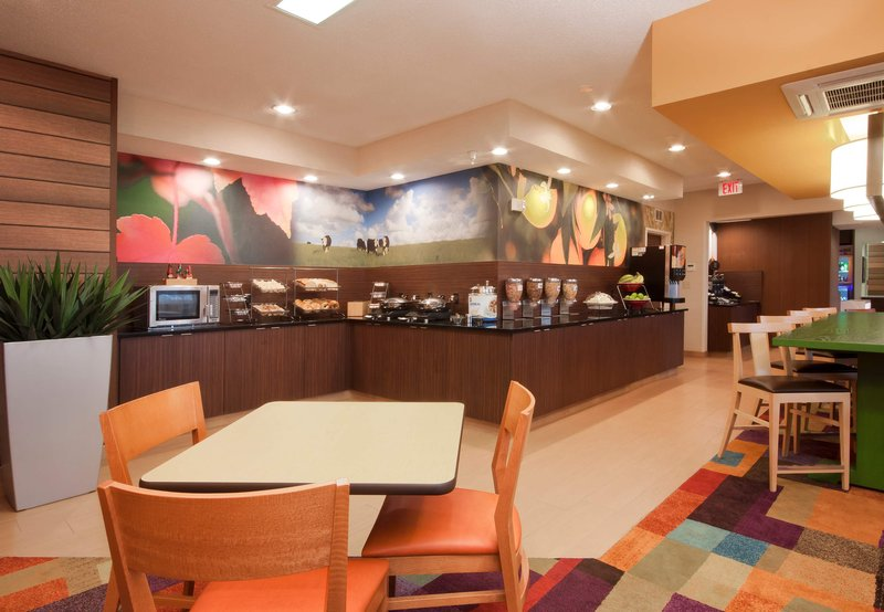 Fairfield Inn Philadelphia Airport Gastronomie