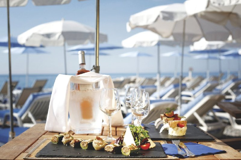 Radisson Blu Hotel Nice 餐饮设施
